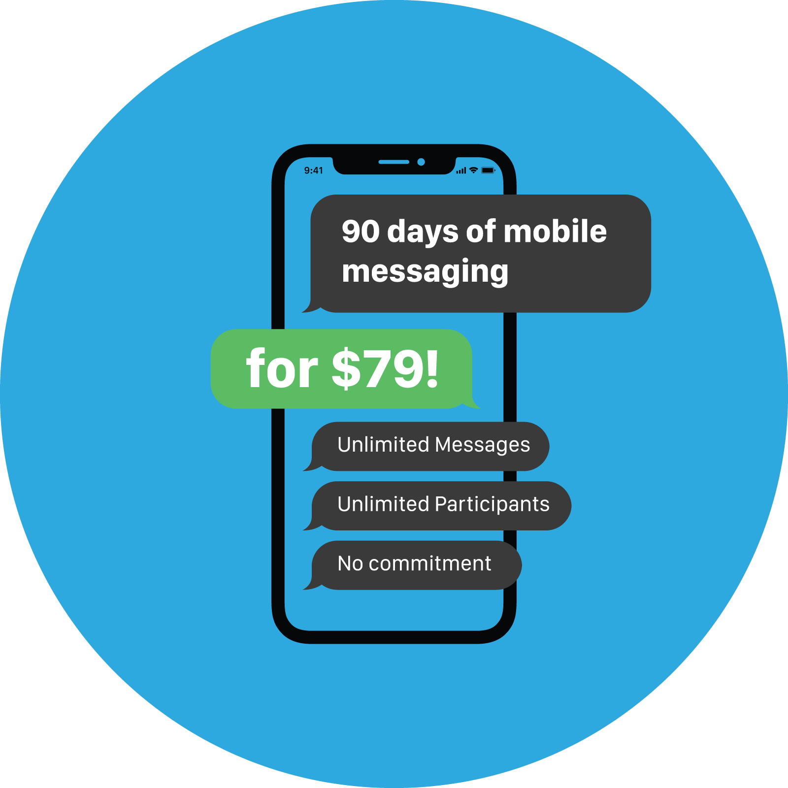 Belly Messaging Promotion Image