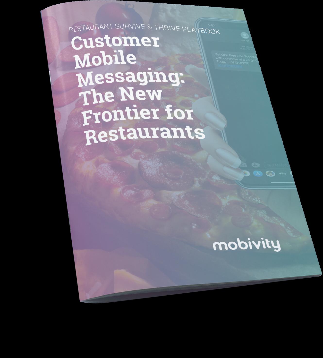 Mobivity Thrive SMS Playbook