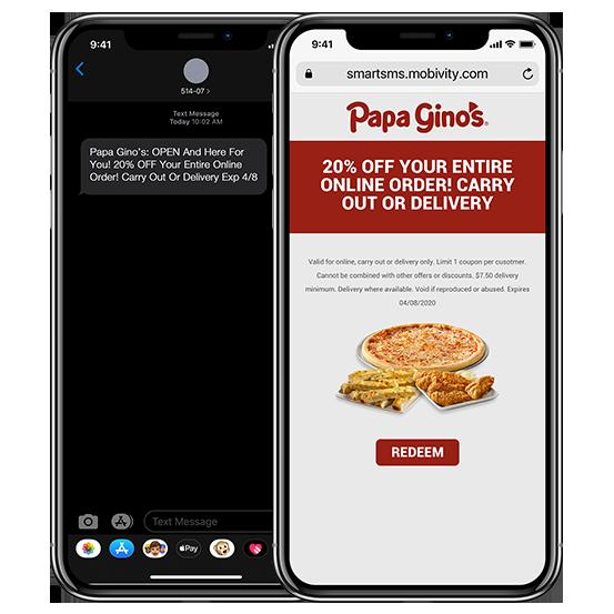 PapaGino-iPhone-combo